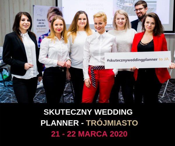 Szkolenie Skuteczny Wedding Planner Trójmiasto